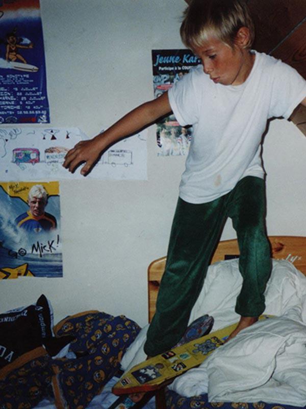 Tom Cloarec-Skate-enfant