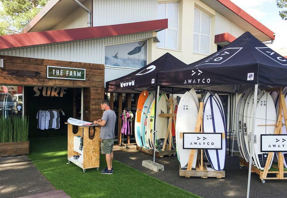 THE FRAM, Le Surf Shop de référence à Hossegor